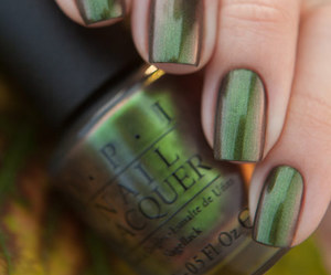 green, nail, and nailpolish image