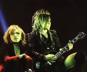 j-rock, rock, and the gazette image