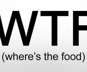 food and wtf image