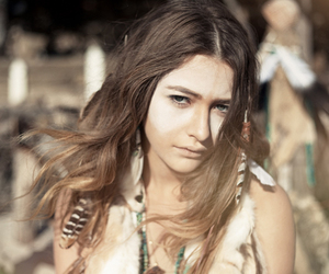 feathers and gypsy image