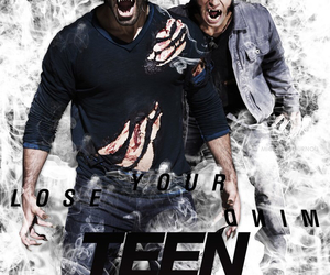 teen wolf, werewolf, and scott image
