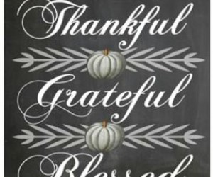 thanks and give thanks image