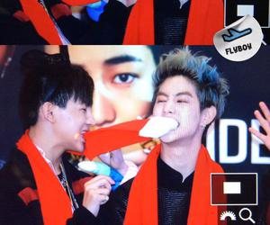 bambam, mark tuan, and got7 image