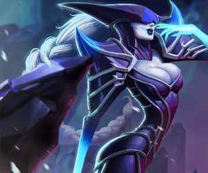 league of legends and lissandra image
