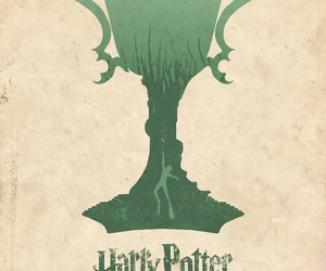 harry potter, book, and goblet of fire image