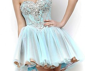 fashion, Prom, and homecoming dress image
