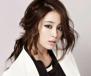 beauty, korean, and model image