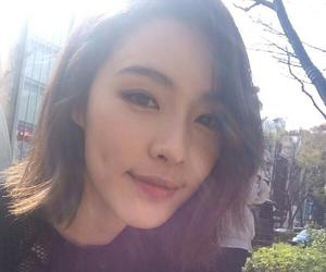 beauty, celebrity, and korean image
