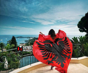 albanian, albania, and summer image
