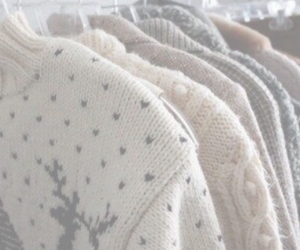 winter, sweater, and header image