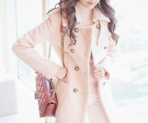 girl, fashion, and kfashion image