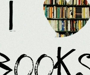 book and love image