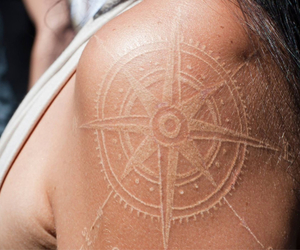 tattoo, cool, and design image