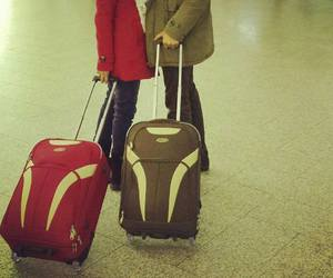 airport, hope, and wanderlust image