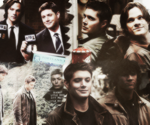 dean, hunter, and hunters image