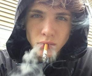boy and smoky image