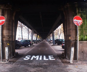 berlin and smile image
