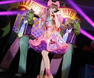 concert, creepers, and Harajuku image