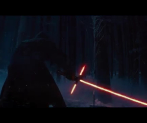 sith, star wars, and the force awakens image