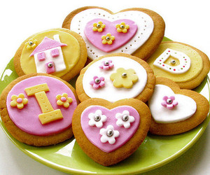 Cookies, lovely, and pretty image