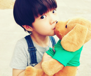 cute, baby, and luhan image