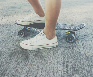 free, penny, and skate image
