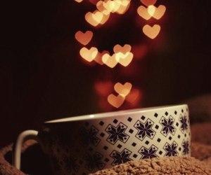 winter, coffee, and warm image