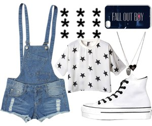 fall out boy, FOB, and Polyvore image