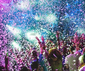 music, party, and rave image