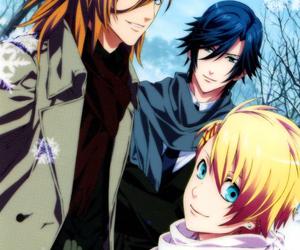 anime, uta no prince sama, and ren image