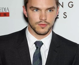 nicholas hoult, red carpet, and series image