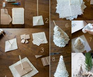 christmas, diy, and tutorial image