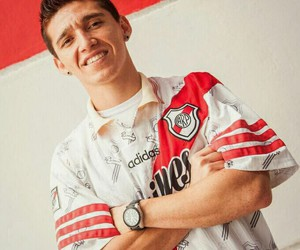 football, futbol, and river plate image