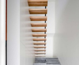 clean, stairs, and interior image