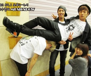 beast, seungho, and mblaq image