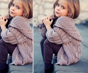 girl, cute, and sweet image