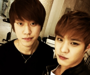 mblaq, seungho, and brother seungho image