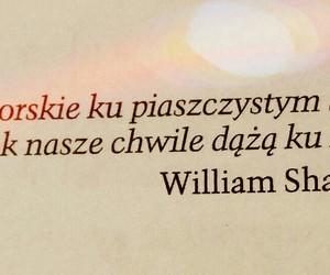 Lyrics, Poland, and shakespeare image