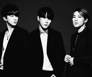 b.a.p, youngjae, and himchan image