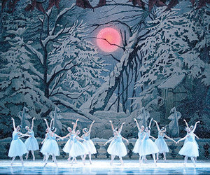 ballet, christmas, and seattle image