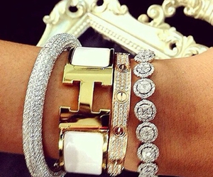 hermes, luxury, and cartier image