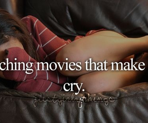 cry, justgirlythings, and movies image