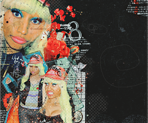 blend, nicki minaj, and ntage image