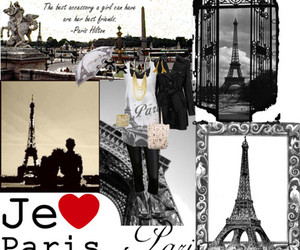 blog, paris, and love image