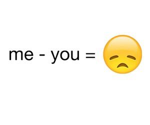 sad and emoji image