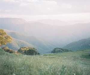 nature, mountains, and landscape image