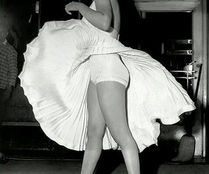 Marilyn Monroe and the seven year itch image