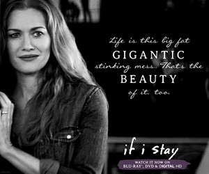 if i stay, life, and movie image