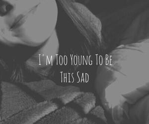 be, sad, and to image