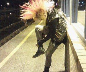 punk and hair image